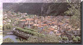 Village of Breil sur Roya